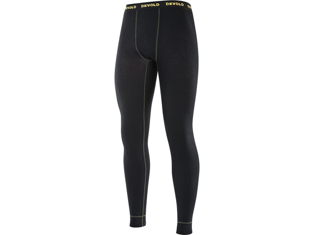 Devold M's Wool Mesh Long Johns Black